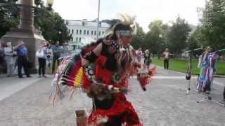 Camuendo Marka from Otavalo, Ecuador - Inti Taki - Moscow, 04 June 2013 - FullHD, HQ Sound, NLE