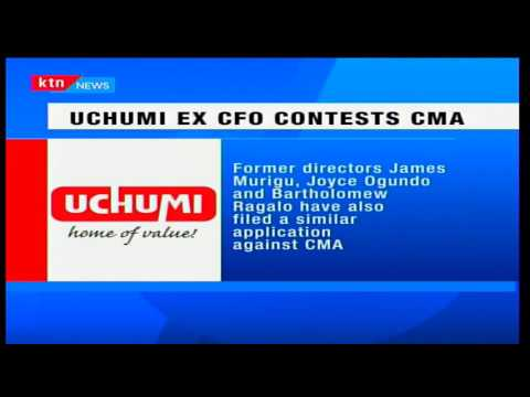 Business Today 6th December 2016 - Uchumi ex-CFO contests CMA decisions