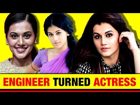 Engineer से Star Actress | Taapsee Pannu Biography in Hindi | Bollywood & Tollywood | Life Story
