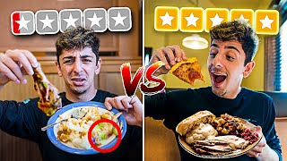 "I can't believe what we found... We decided to eat at the worst reviewed buffet in my city, then go to the best reviewed one to compare them! It was a horrible idea... • MY NEW MERCH IS OUT ► https://ynr.la/rugyt • SUBSCRIBE IF YOU'RE NEW ► http://bit.ly/SubToRug  JESSICA: https://www.instagram.com/jessicaawadis/  Follow me on my Social Media to stay connected! Twitter ► https://twitter.com/FaZeRug Instagram ► https://www.instagram.com/fazerug/ Facebook ► https://www.facebook.com/RealFaZeRug/ Snapchat ► ""thefazerug"" (Add me to see how I live my daily life) :D  If you read this far down the description I love you"