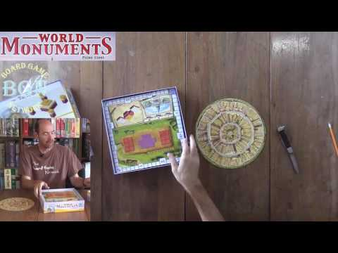 World Monuments Unboxing