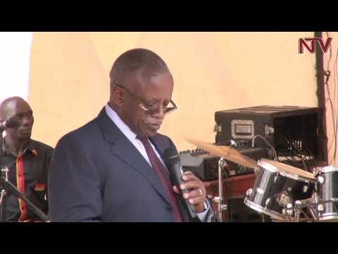 EBY'OBUKULEMBEZE: Mbabazi aliko okuwabula kwakoze