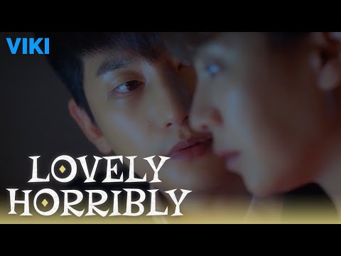 Lovely Horribly - EP25 | Can't Stop Thinking About the Kiss [Eng Sub]