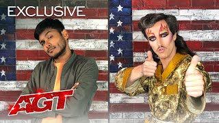 Bonavega and Usama Siddiquee Are Thrilled About The Judges' Reactions - America's Got Talent 2020 thumbnail