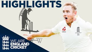 Burns & Bairstow Hit 50 | The Ashes Day 2 Highlights | Second Specsavers Ashes Test 2019