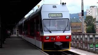 preview picture of video 'Tatranská elektrická železnica, Poprad Tatry'