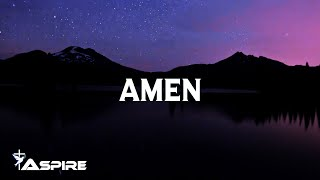 Amen (lyrics) ~ For KING & COUNTRY