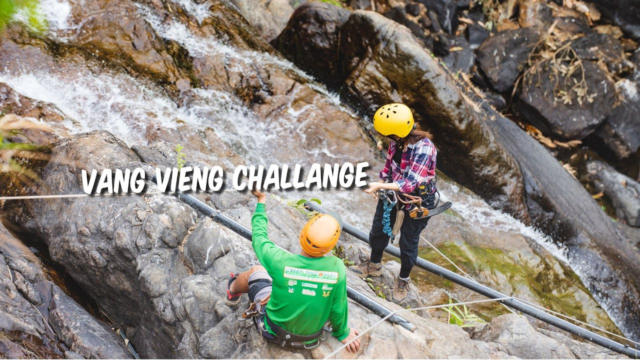 The Vang Vieng Challenge