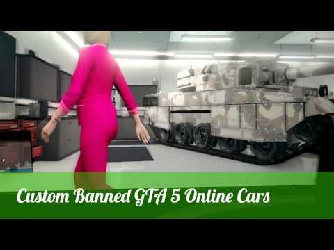 Custom GTA 5 Online Cars - Emergency Vehicles, Cop Cars And Snow Vehicles GTAOnlineAutoTrader.com