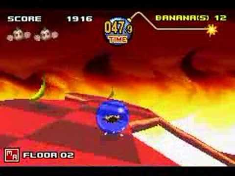 super monkey ball gba rom download