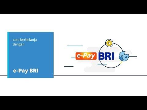 Cara Berbelanja dengan BRI ePay