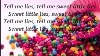 Alexandra Stan -  Little Lies ( lyrics)