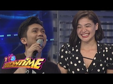 It's Showtime: Anne's reaction to Vhong's joke