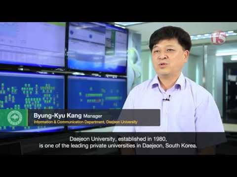 Daejeon University progresses with a scalable and secured IT infrastructure with F5