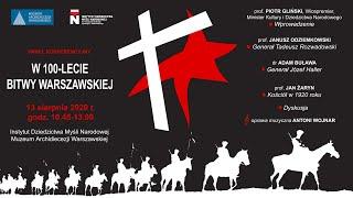 W 100-lecie Bitwy Warszawskiej (Instytut Dziedzictwa Myśli Narodowej – 13.08.2020)
