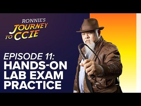 Episode 11 - Hands-on CCIE Lab Exam Practice - Journey to CCIE ...