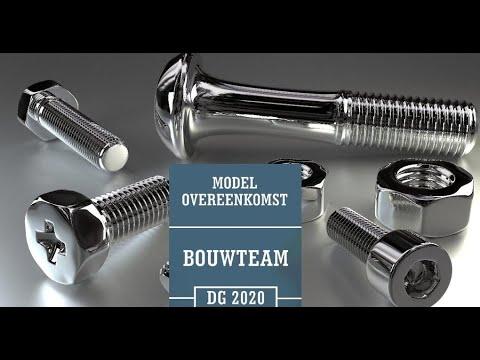 Warme ontvangst voor nieuwe modelovereenkomst Bouwteam DG 2020