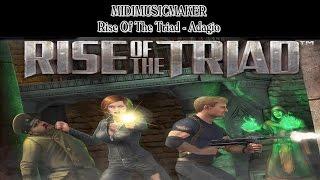 Rise Of The Triad - Adagio (MidiMusicMaker)