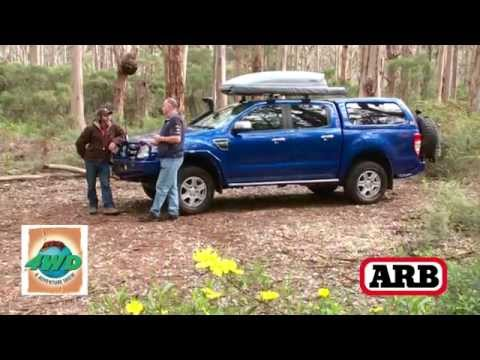ARB vehicle review - with Graham Cahill