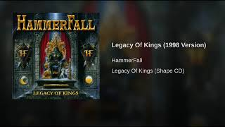 Legacy Of Kings (1998 Version)