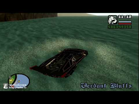 How To Swim/float A Car On Water In Gta San Andreas Without Using Any Mod