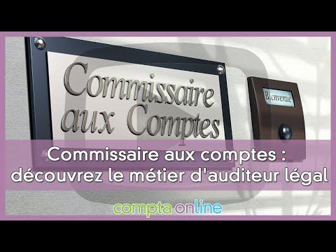 La profession de commissaire aux comptes