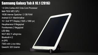 Samsung Galaxy Tab A (2016) im Test