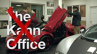 Deleted Scenes (Part 4)   The Kahn Office
