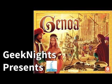 Review: Genoa - GN Presents