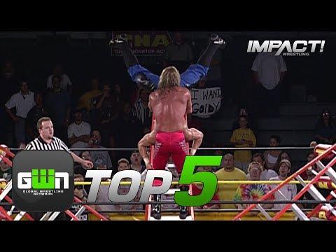 5 Most DEVASTATING Piledrivers in IMPACT Wrestling History   GWN Top 5