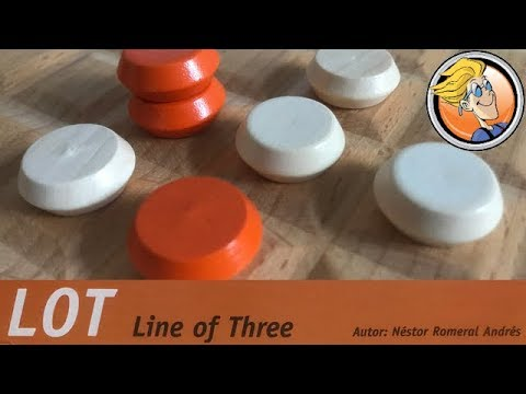 LOT: Line of Three — game overview and rules explanation