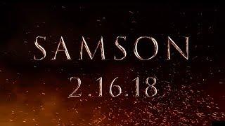 SAMSON THE MOVIE SET TO HIT THEATERS 2018