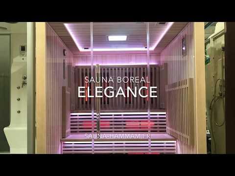 Sauna Boreal - Elegance