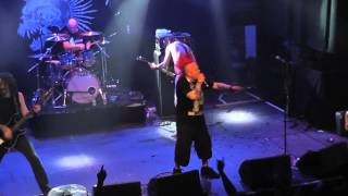 The Exploited - Was It Me (Live@Pretty Shitty Kjell)