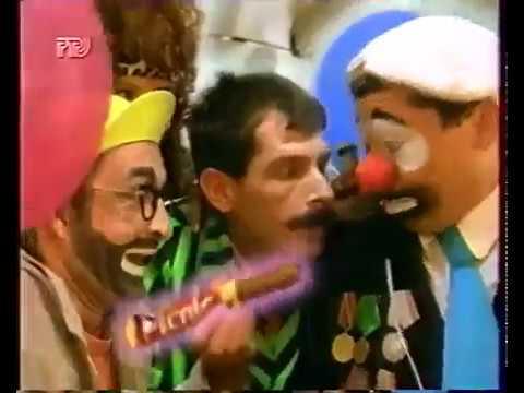Реклама Picnic Маски шоу 1995 г.