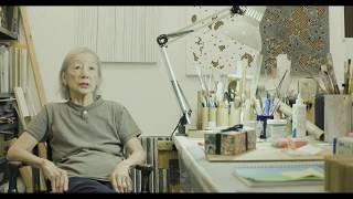 Inside The Artists Studio: Tamiko Kawata