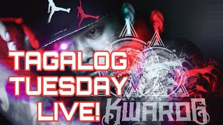 TAGALOG TUESDAY 026 | Q&A BASICS LETS GOW | ARM BAND TATTOO TIPS | COLOR BLENDING | COIL Vs ROTARY