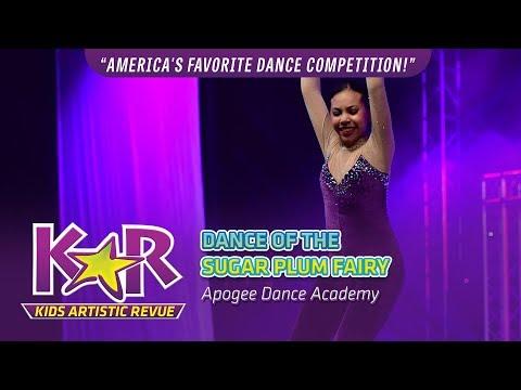 """Dance Of The Sugarplum Fairy"" from Apogee Dance Academy"