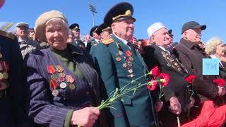 В Параде Победы в Казани участвовали 2 тыс. человек и техника времен ВОВ