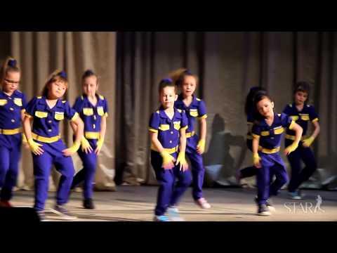 """""""Полиция"""" hip-hop show kids 6-8 лет, DS STAR"""