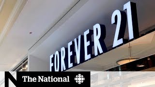 Fast Fashion A Downfall For Forever 21