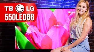 Телевизор LG OLED55B8 4K Cinema HDR Dolby Atmos®  Smart TV Самоподсвечивающиеся пиксели Дизайн «Изображение на стекле» от компании Telemaniya - видео