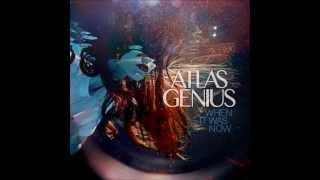 "Video thumbnail of ""Atlas Genius - Don't Make A Scene (Lyrics)"""