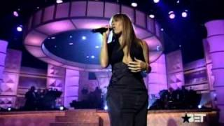 Tamia - Giving Him Something He Can Feel (Live)