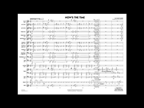 Now's the Time by Charlie Parker/arr. Paul Murtha