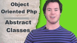 Php Abstract Classes (Object Oriented Php 2020)