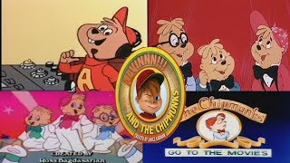 ✧*:.•♡Alvin And The Chipmunks - All Theme Songs♡•.:*✧