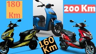 Top 10 Best Mileage Electric Scooters in India 2019