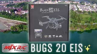 Mjx Bugs 20 EIS review and lake test