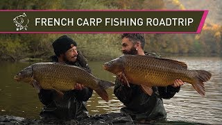 Carp Fishing In France   Carplifer X Subsurface Roadtrip